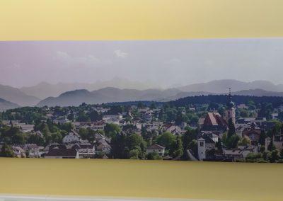 Leinwanddruck by Madlener der Maler